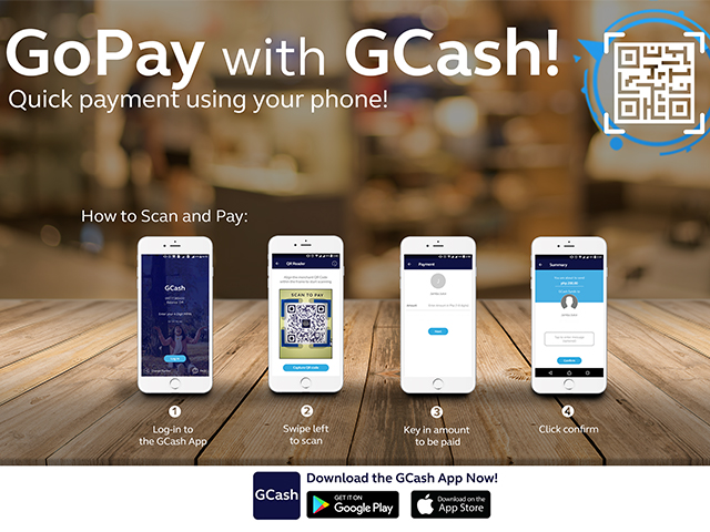 GCash GoPay launches as first mobile money QR payment in ...