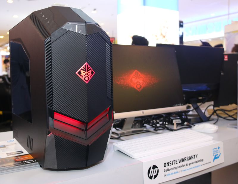 Acer And HP Launch New AMD Powered Desktop PCs