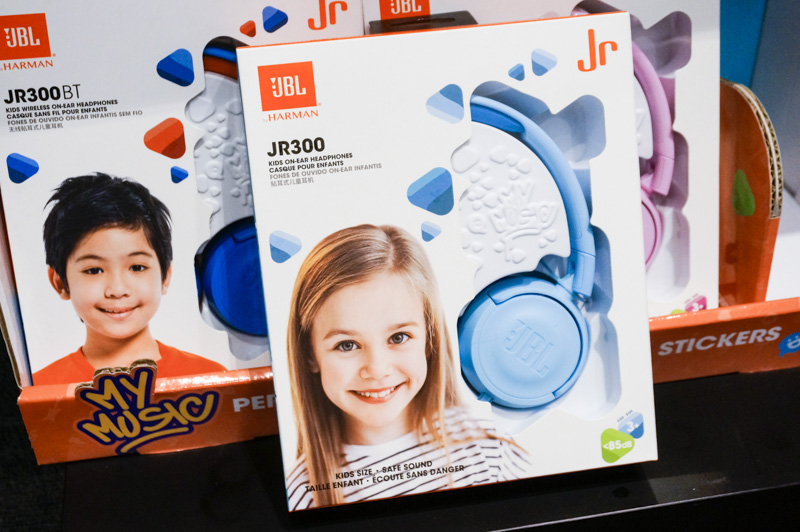 Ifa 2017 Jbl S New Jr300 Are For Kids And Under Armour Train Are Designed For Gym Junkies Hardwarezone Com My