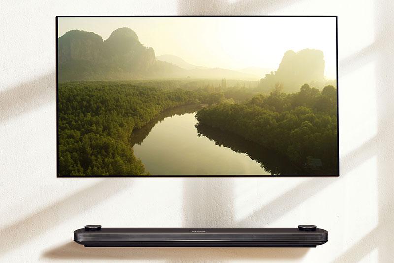 LG Signature OLED W7T
