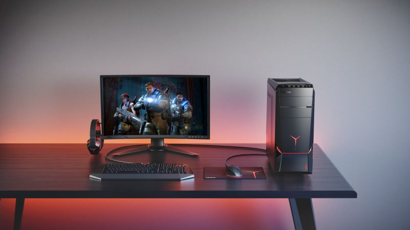 Lenovo Legion Y720 Tower.