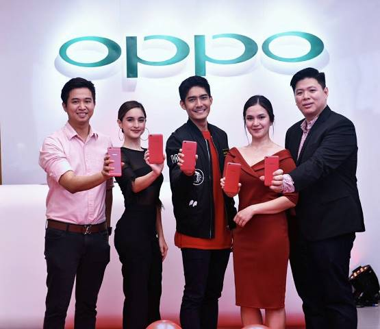 oppo, oppo f3 red limited edition, home credit, hardwarezone, hwm, philippines