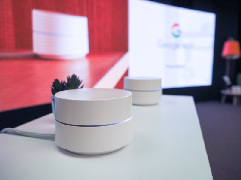 Google Wifi is finally here, but it is exclusive to StarHub for now.