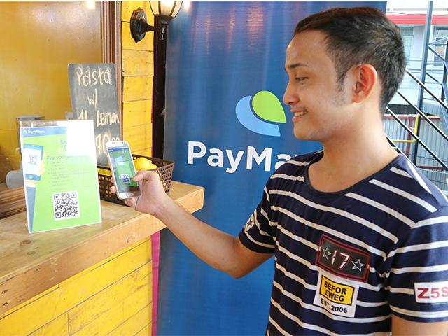 mobile, paymaya, payments, qr code, smartspots