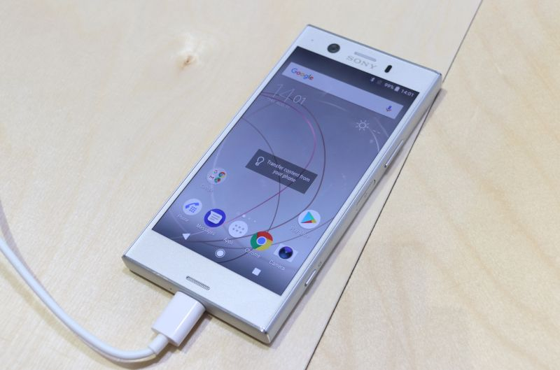 Hands-on: Sony Xperia XZ1 & XZ1 Compact at IFA 2017 ...