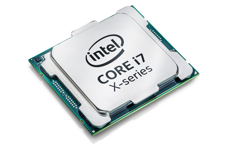 The Core i7-7740X is Intel's highest clocked CPU with a 4.3GHz base clock. (Image Source: Intel)