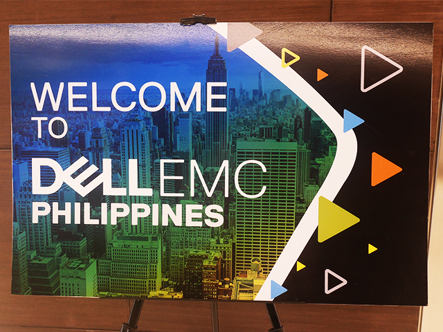 bonifacio global city, dell, dell emc, dell emc 20th year, dell emc office, dell philippines, taguig, world plaza