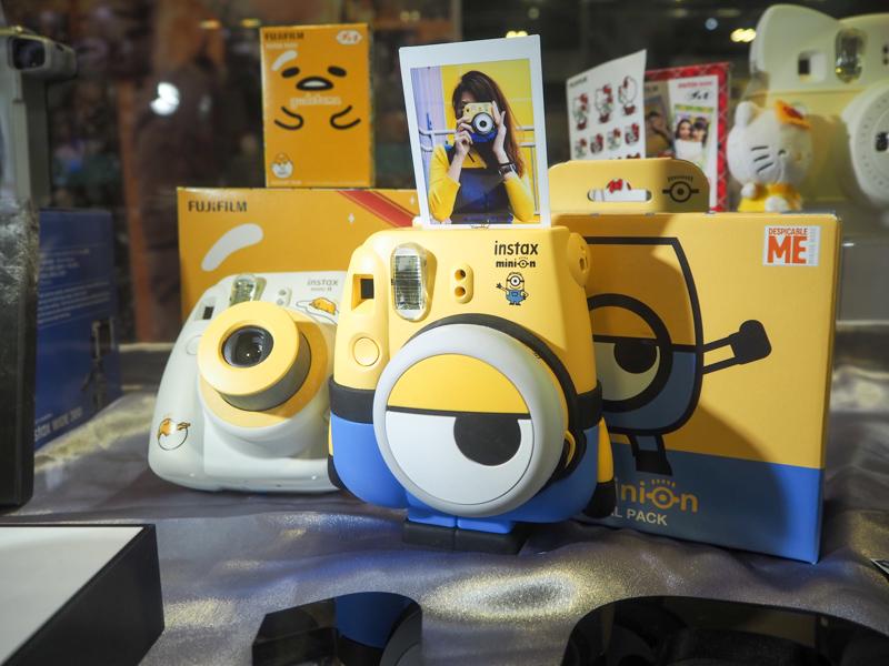 Minion Camera Case : Cameras : comex 2017 highlights hardwarezone.com.sg