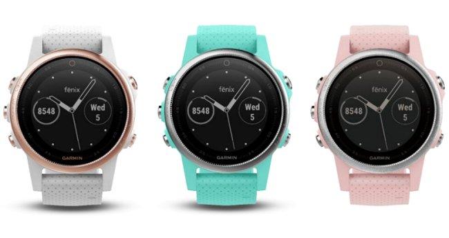 Garmin launches Fenix 5 multi-sport smartwatch series in