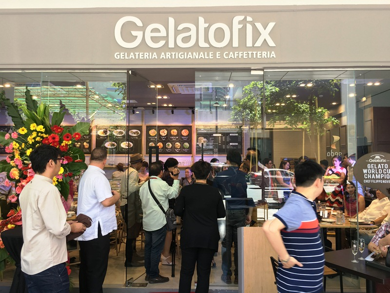 bonifacio global city, commonwealth capital group, david chang, filippo novelli, gelato, gelatofix, gelatofix philippines, taguig, wilson lim