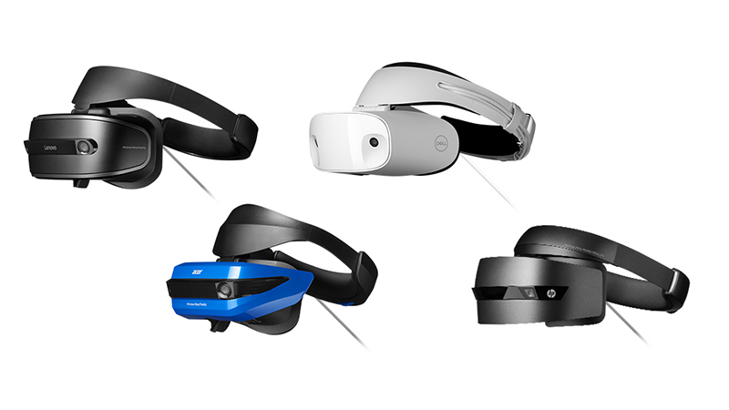 Windows Mixed Reality headsets are coming soon and will work