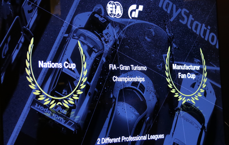 Top players in the FIA-Gran Turismo Championship will move on to the FIA World Final, where the winners will be honored alongside FIA-sanctioned race winners at the annual FIA Gala prize-giving ceremony.