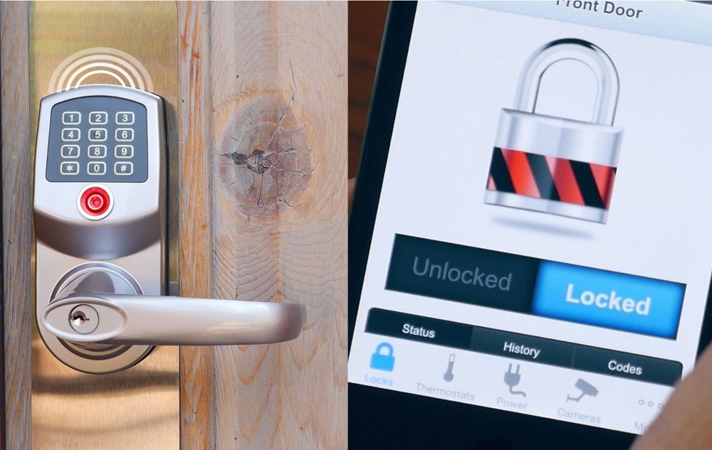 LockState Remotelock 6i, the specific smart lock model that was bricked after an OTA update. <br> Image source: PR Newswire.
