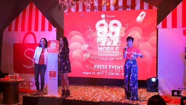 shopee, shopee 9.9 mobile shopping day, hardwarezone, hwm, philippines