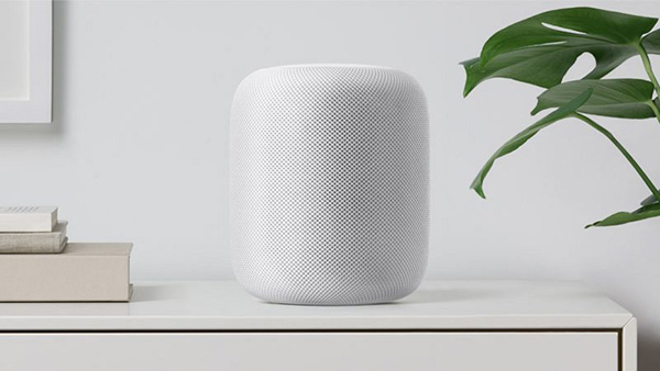 Apple HomePod. (Image source: Apple)