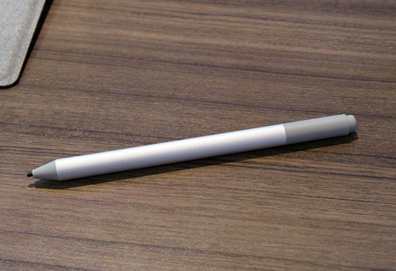 The new Surface Pen is remarkably fluid and responsive.