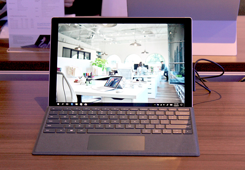 The new Surface Pro 5 may look identical to its predecessor, but it has numerous small changes that have a profound impact, making this the most refined Surface Pro device yet.
