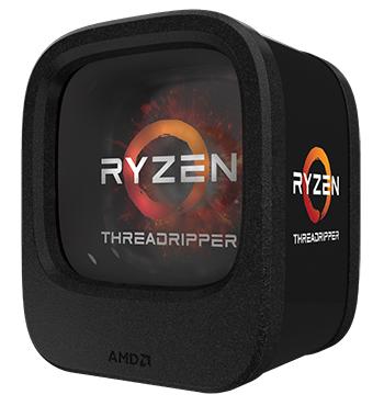 AMD Ryzen Threadripper 1950X.