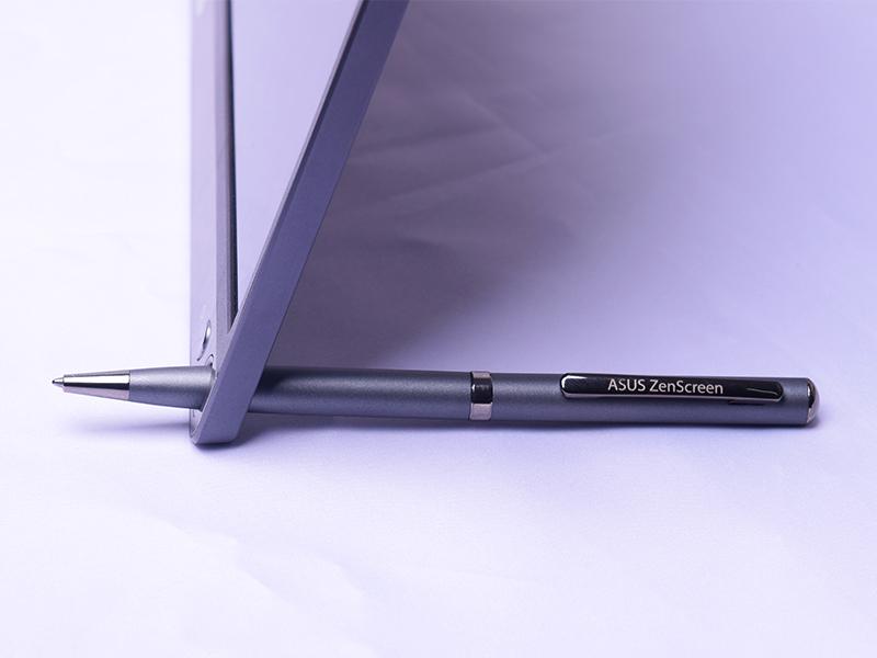 asus, asus zenscreen, asus zenscreen pen, monitor, portable monitor, zenscreen