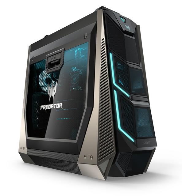 acer, cpu, gaming pc, monitor, orion 9000, predator, x35, galea 500, cestus