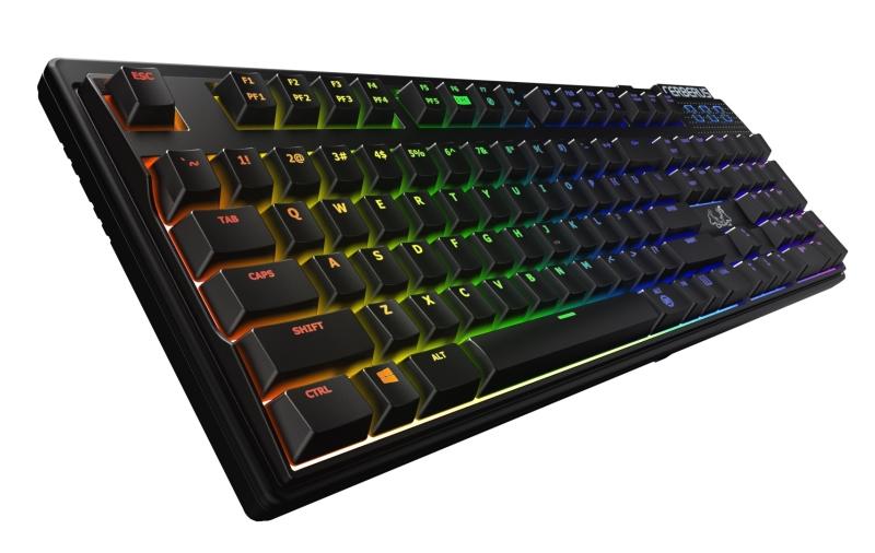 The Cerberus RGB Mech. <br>Image source: ASUS.