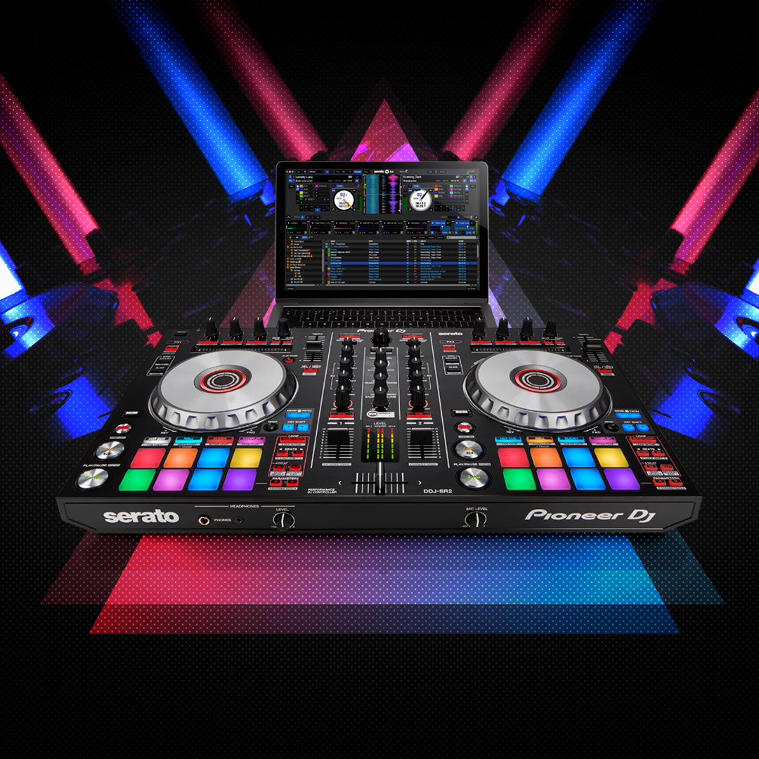 controllers, latest, pioneer, pioneer serato dj