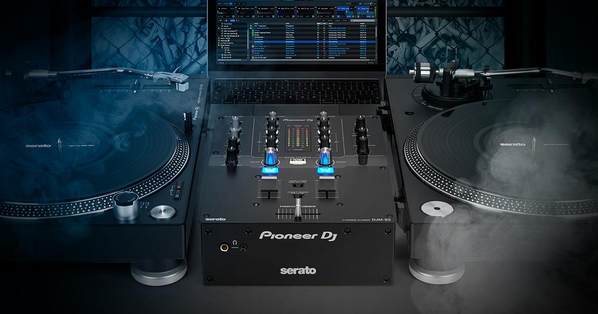 controllers, latest, pioneer, pioneer serato dj