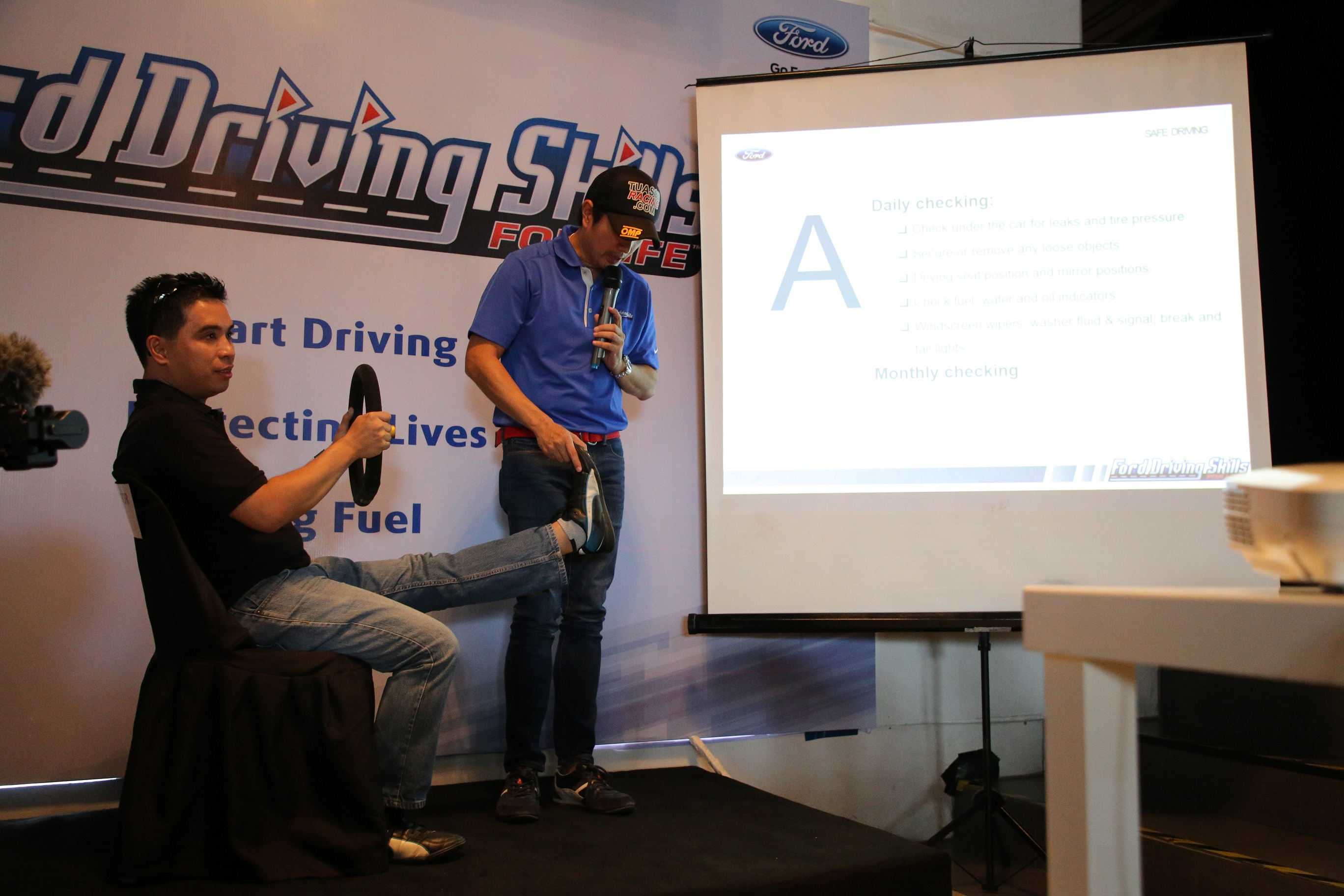 driving, ford, ford philippines, safe driving