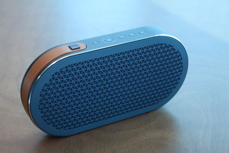 The DALI Katch, possibly one of the best sounding portable speakers that we've heard in a long time.