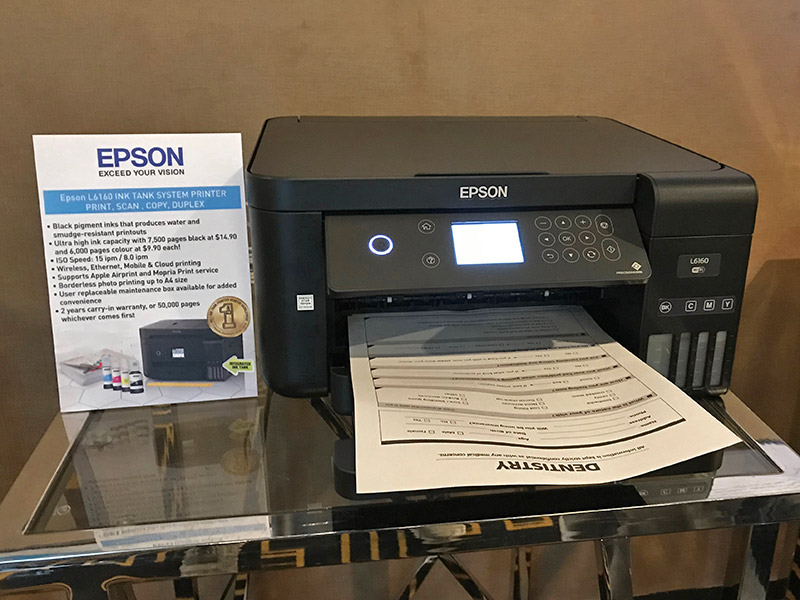 If you never had the need to scan or copy multi-page documents, then further savings can be had with the ADF-less L6160.