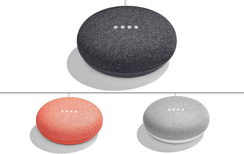 The Google Home Mini is another of Google's attempts to have you bring Google Assistant into every room in your home. <br>Image source: Droid Life.
