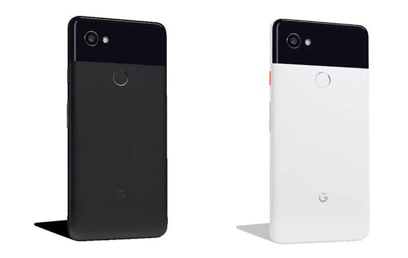 The 'Google Pixel 2 XL'. <br>Image source: Droid Life.