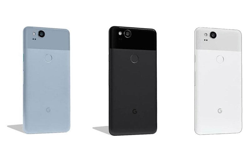 Is this the Google Pixel 2? <br>Image source: Droid Life.