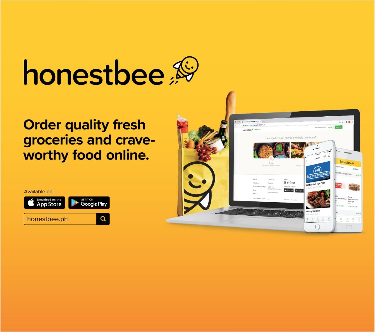 grocery, honestbee, personal shopper