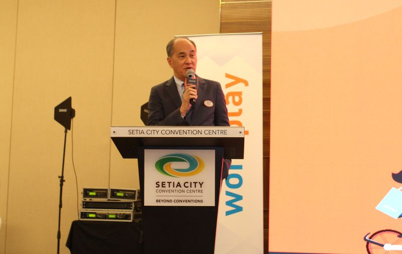 Datuk Wong Tuck Wai, Deputy President and Chief Operating Officer of S P Setia.