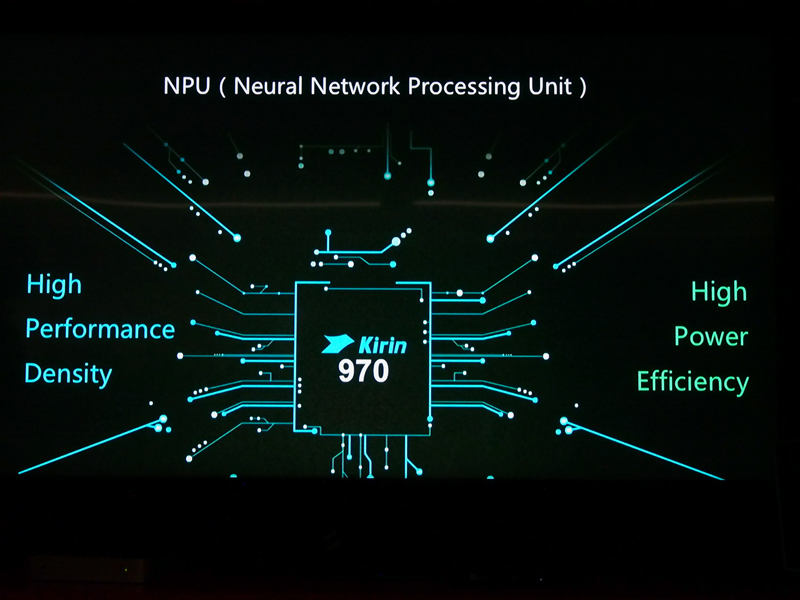 What to expect from Huawei's AI in the Hisilicon Kirin 970