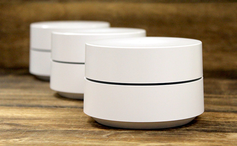 The Google Wifi might not be the fastest, but it is certainly the easiest to setup and use.