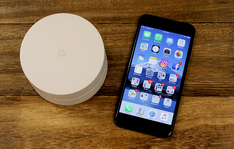 Google Wifi Review The Easiest Networking System You Will