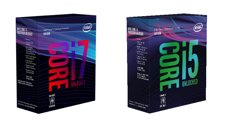 Intel Coffee Lake box