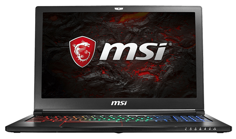 MSI GS63VR 7RGStealth Pro