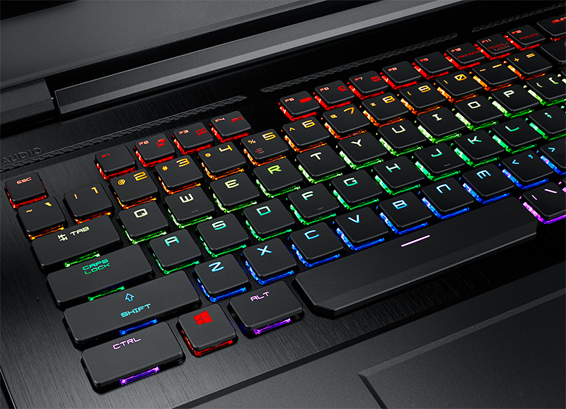 MSI's GT75VR Titan is a crazy gaming laptop with 10GbE Ethernet and