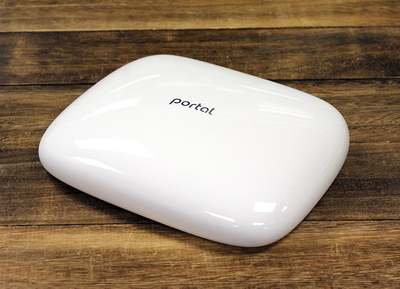 Don't be fooled by its minimalistic looks, this little router packs lots of technology.