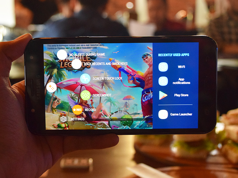 Gaming-centric Samsung Galaxy J7 Core with 14nm chipset now