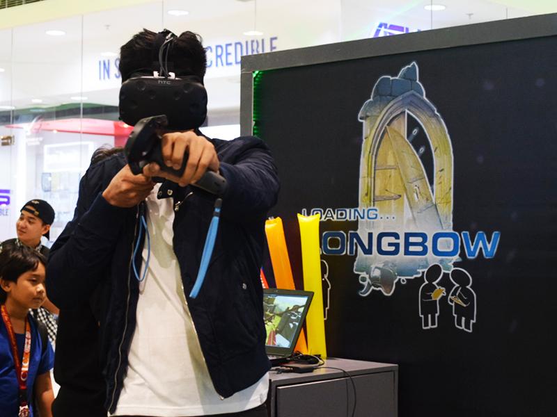fandom mania, sm, sm city cabanatuan, sm supermalls, techie mania, virtual reality