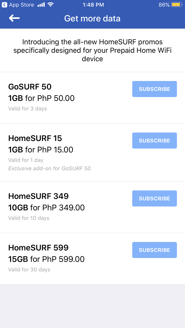 affordable data, globe, globe at home, globe promos, homesurf