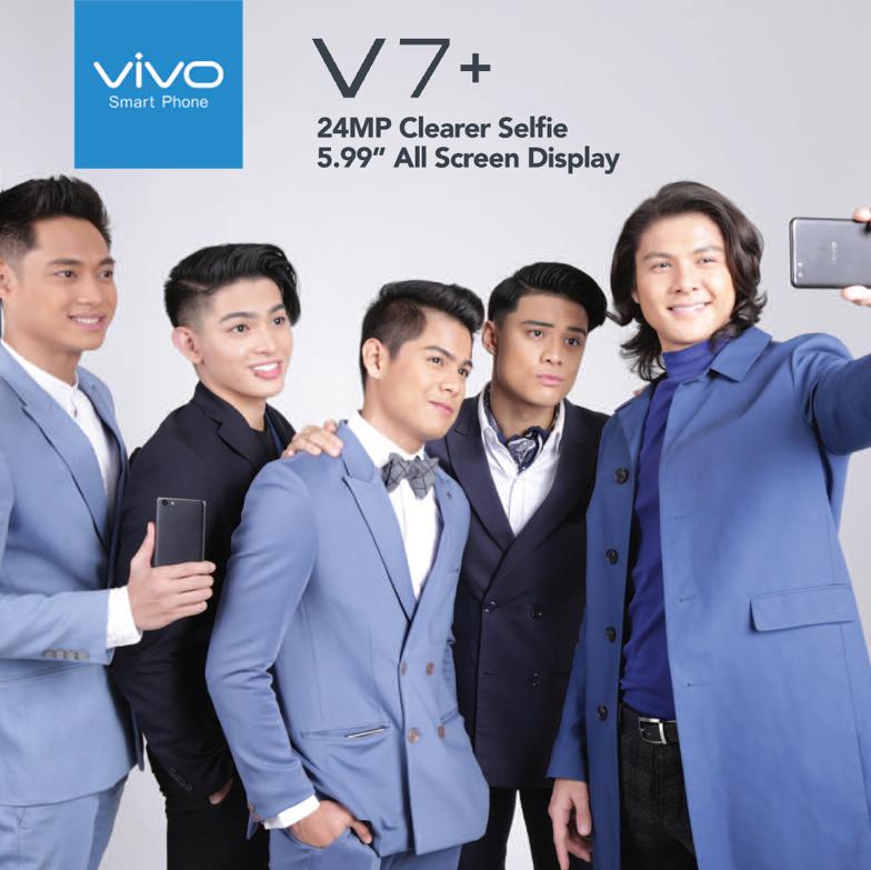 cellphone, front camera, mobile, mobile phone, selfie, selfie camera, selfie phone, smartphone, vivo, vivo v7+