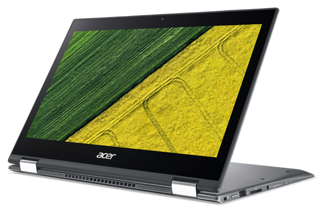 The Acer Spin 5.