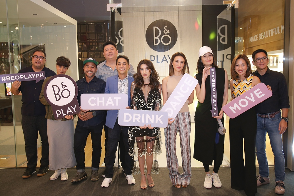 chef jp anglo, nicole asensio, ornusa cadness, tenkiebox, ria prieto, b&o play, beoplay, beolit, anthony kierulf, headphones, speakers, bang & olufsen