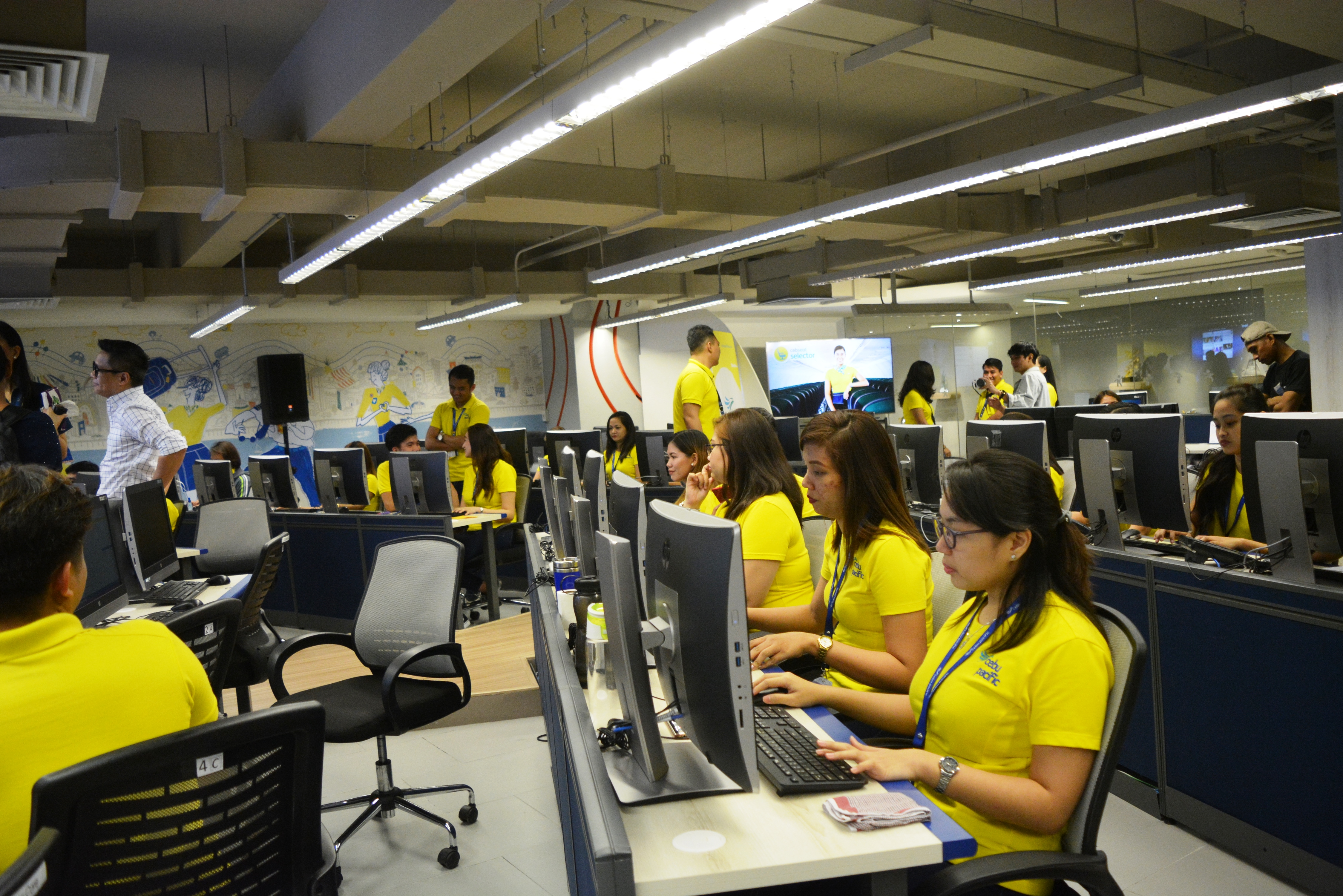 engagement employees in cebu pacific Given the troubling state of employee engagement in the us today, it makes sense that most managers are not creating environments in which employees feel motivated or even comfortable.