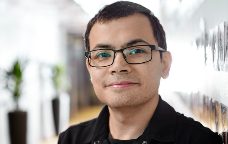 Demis Hassabis, CEO, DeepMind. <br> Image source: Google via The Telegraph.